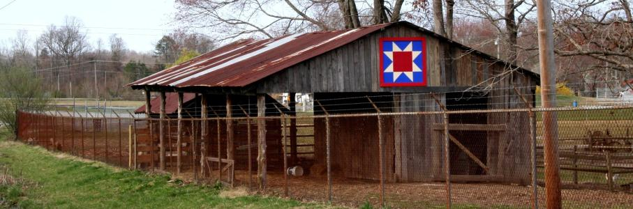 Spring In Scott County - Barn at Museum of Scott County.jpg