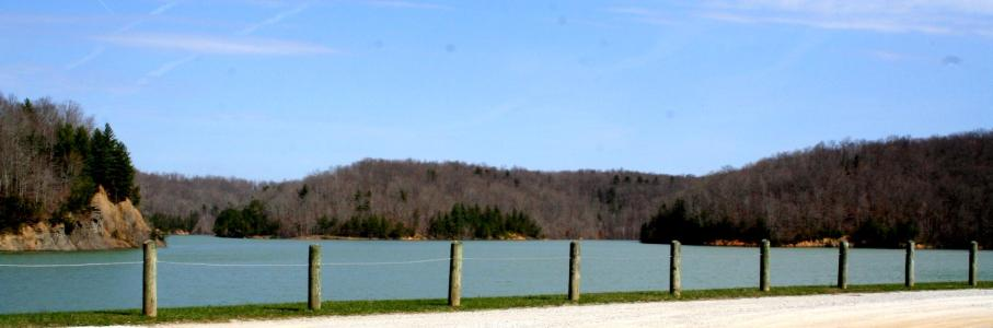 Spring In Scott County - Huntsville Reservoir.jpg